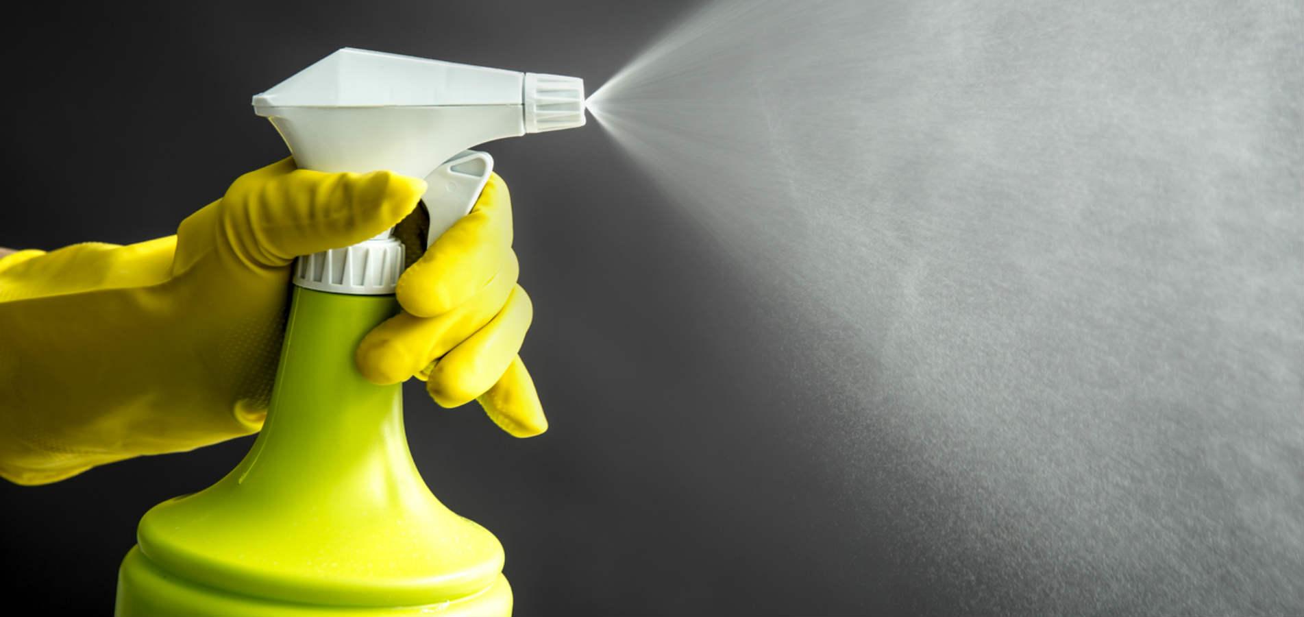En tiempos de COVID-19, la limpieza es indispensable.