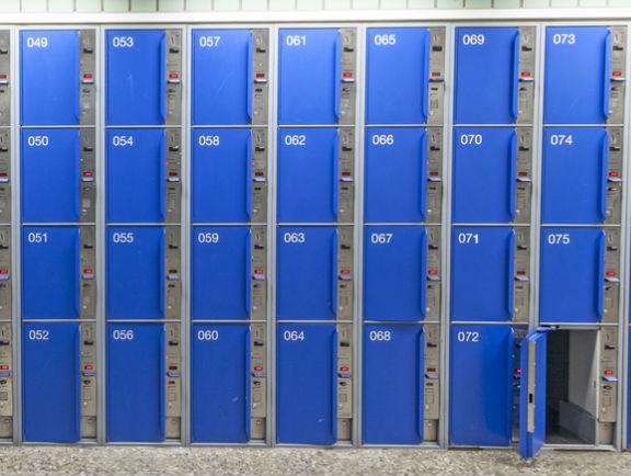 Lockers plásticos de la mejor calidad