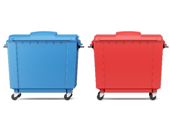 Tipos de contenedores plásticos disponibles en Recilock Chile