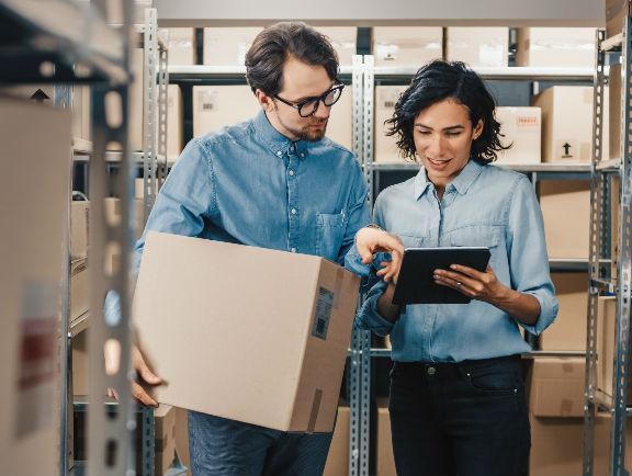 Revisión de almacenaje y logística de bodega