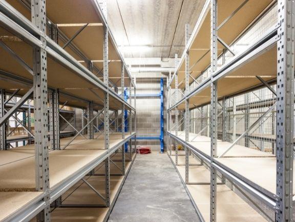 estanterías para rack picking