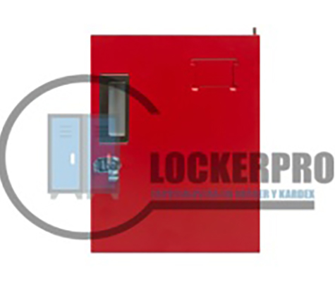 Puerta Para Locker Tamaño XS