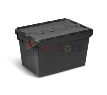 Cajas plásticas logisticas 65 Lts