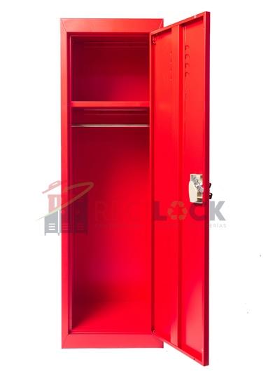 Mini Locker color Rojo