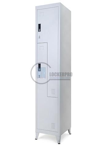 Locker: 1 cuerpo, 2 puertas L