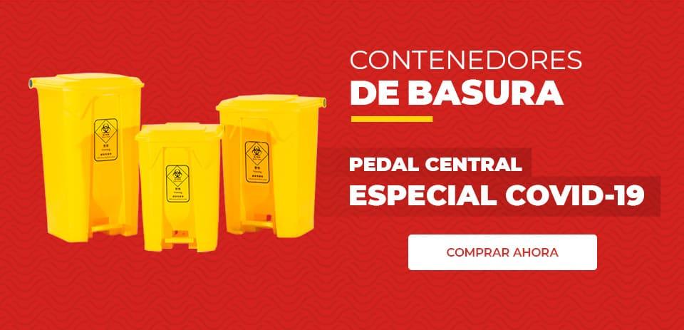 Contenedores de basura precio especial
